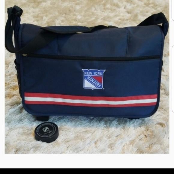 NHL Other - NHL New York Rangers laptop bag
